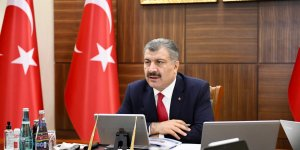 Sağlık Bakanı Fahrettin Koca: Salgının hızını kestik