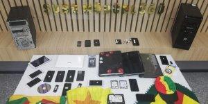 PKK'ye 17 ilde hacker operasyonu: 11 tutuklama