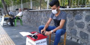 Diyarbakır'da yeni kazanç kapısı: 'HES Kodu'