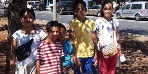 Diyarbakır'da binlerce çocuk sokakta