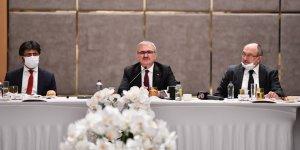 Diyarbakır'da ilk turizm değerlendirme toplantısı yapıldı