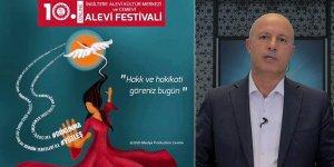 10. Alevi Kültür ve Sanat Festivali online yapılacak