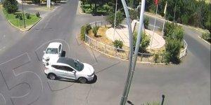 VİDEO - Diyarbakır'da trafik kazaları mobeselerde