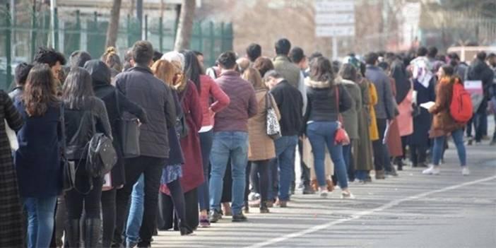 TÜİK'e göre, işsizlik yüzde 12,7'ye geriledi