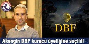 Akengin DBF kurucu üyeliğine seçildi