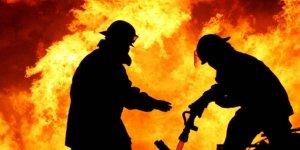 Sobadan çıkan yangında bir çocuk hayatını kaybetti