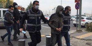 VİDEO - Diyarbakır'da 1 milyonluk çeki çalan zanlılar tutuklandı