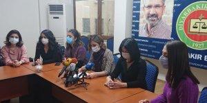 VİDEO - Diyarbakır Barosu Kadın Merkezi: Kadınlar şiddete maruz kalıyor, öldürülüyor