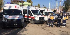 Diyarbakır'da kısıtlama saatinde ev baskını: 20 yaralı
