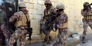 Antep'te uyuşturucu operasyonu: 49 gözaltı