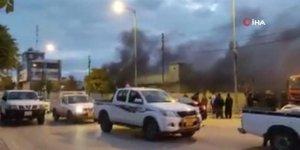 Kürt Bölgesel Yönetimi'nde parti binaları ateşe verildi, ölü ve yaralılar var