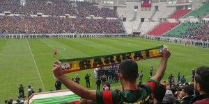 Amedspor'lu taraftarlar yeni yılın ilk maçında 3 puan istiyor