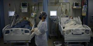Bir günde 194 kişi koronavirüsten hayatını kaybetti