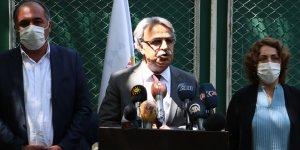 Sancar: HDP'ye yönelik saldırılar tüm bölgeyi etkiyor