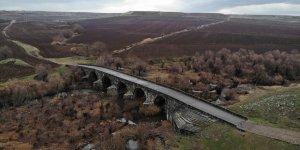 Diyarbakır'daki Roma yolu ve köprüsü restore edilmeyi bekliyor