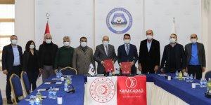 DTSO, Diyarbakır için iki önemli projenin düğmesine bastı