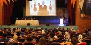 AK Parti Siirt Kadın Kolları 6. Olağan Kongresi