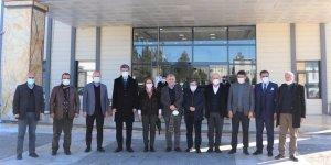 HDP heyetinden Diyarbakır OSB'ye ziyaret