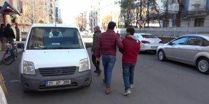 Diyarbakır'da kısıtlama saatinde hırsızlık