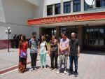 Tunceli'de  Öcalan posterini düzeltmeye 10 ay hapis