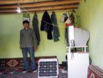 Elektrik sorununu güneş enerjisi ile çözdüler