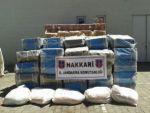 Jandarma 6 ton 200 kilo kaçak çay ele geçirdi