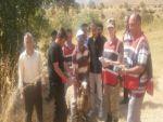 Jandarma kurban bayramı öncesi hayvan sahiplerine uygulamalı eğitim  verdi