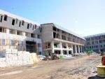 Türkiye'nin ilk depreme dayanıklı Hastanesi Van'da yapıldı.