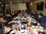 Tuşba Belediyesi'nden sporculara onur yemeği