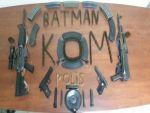 Batman'da silah operasyonu