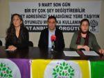 HDP'den seçmenlere 9 Mart uyarısı