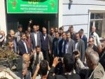 Urfa'da Arap aşireti HDP'ye katıldı