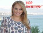 HDP'li Aydınlar: O barajı kurutacağız