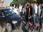 BATMAN'DA TRAFİK KAZASI: 1 YARALI
