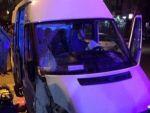 Batman - Diyarbakır Yolunda Kaza: 6 Yaralı