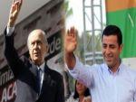 MHP 'yasa gereği' HDP ile koalisyona girebilir!