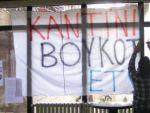 Bingöl Üniversitesi öğrencileri boykotta