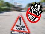 Van'da trafik kazası; 11 yaralı