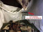 Bitlis'te PKK' ye ait sığınak bulundu