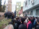 Cenazê Yural li baxçeya mizgeftê defin kirin