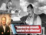 """""""Çukurova'nın yetenekli yazarları fark edilemiyor"""""""