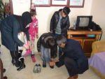 Mum Işığı Derneği 250 çocuğu sevindirdi
