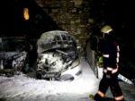 Li Nisêbînê teqîn: Kamyonek şewitî – Li Stenbolê 7 otomobîl hatin şewitandin!