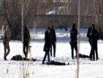 Van'da öldürülen 12 HPG'linin dosyasına gizlilik kararı