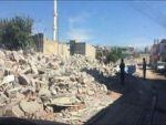 Silopi'de yasak kalkınca yıkım günyüzüne çıktı