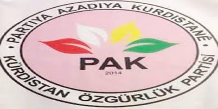 PAK'tan Uşak'taki Kürt işçilere yapılan saldırıya kınama