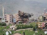 Şırnak'ta operasyonlar iki mahallede yoğunlaştı