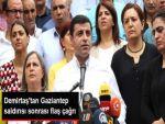 Selahattin Demirtaş: Gelin Taziyede Yan Yana Olalım