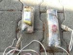 Menfeze yerleştirilmiş 700 kilo EYP ele geçirildi