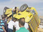Şanlıurfa-Gaziantep Karayolunda kaza
